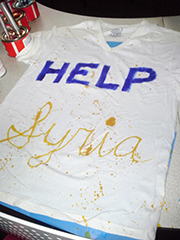Emergency Drive for Syrian Refugees