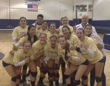 Lady Oaks 14th straight win puts them into the NAIA National Championship