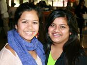 Katrina Smith, Soumya Mathew