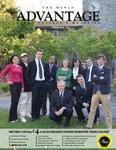 Spring 2012 Menlo College Advantage Magazine Now Online