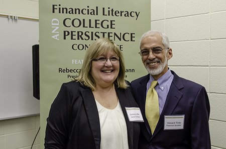 A Focus on Financial Literacy and College Persistence as it Accelerates in Academia