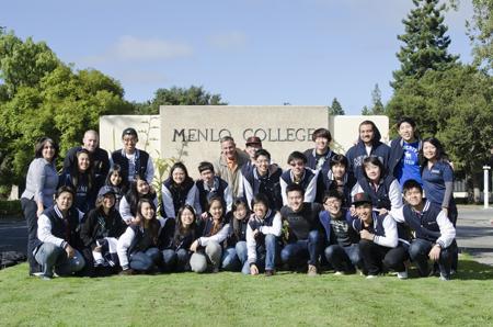 2012 Menlo College California Challenge