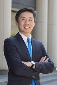 Grande Lum, Vice President for Academic Affairs & Provost