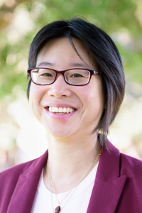 Laura Koo, Senior Director of Alumni Engagement and Development