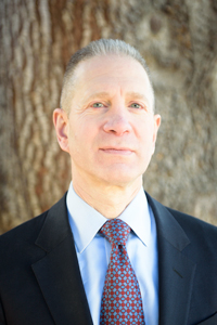 Steven Weiner, Executive Vice President for Finance & Administration