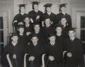 1954 Menlo College Graduates