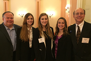 Menlo College is Represented at CPA Day in Sacramento