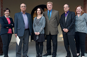 Engaging Conversation at Menlo College Authors Roundtable