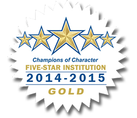 Menlo College Athletics Earns Gold Champions of Character Distinction