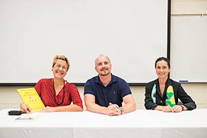 Menlo College Professors Discuss Latest Research with OAKtoberFest Community
