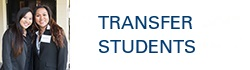 Admissions Transfer Students