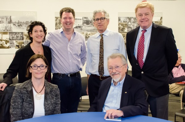Wine Writers Converse at Menlo's Authors Roundtable Series