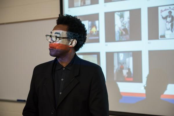 Social Artist Rick Lowe Visits Menlo College