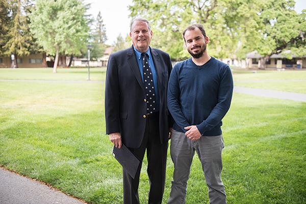 PSP Valedictorian Mathew Safford '16 Discusses MIS at Menlo College