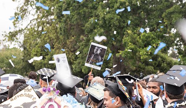 Menlo College Commencement 2016