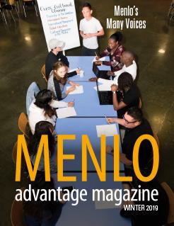 Menlo Advantage Magazine Winter 2019