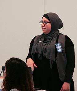 Muslim Americans Workshop, photo credit: Hector Salas-Selem