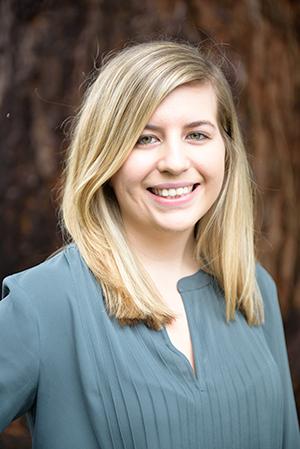 """Alexandra """"Allie"""" Winkler Shares Her Accounting Skills in the VITA Program"""
