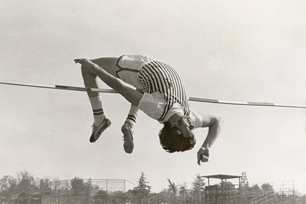 Vintage Athletic Moments