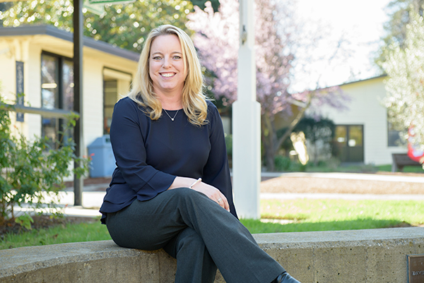 Meet Andrea Peeters, Dean of Student Affairs