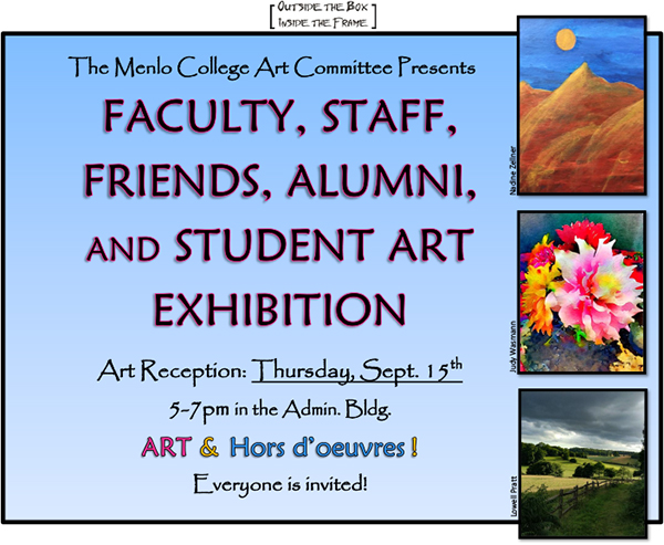 2016 Faculty, Staff, Friends, Alumni, and Student Art Exhibition