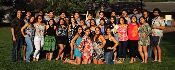 Pacific Islander Club