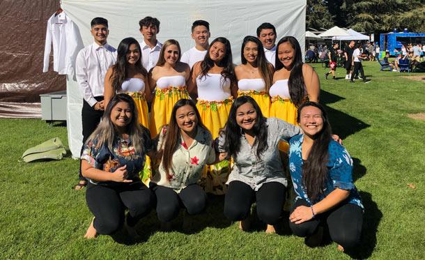 The Pacific Islander Club