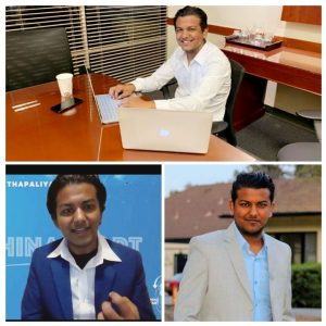 Sambhab Thapaliya '21: ASMI Startup Investment Event and Funding Success