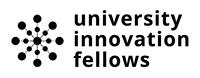 University Innovation Fellow s logo