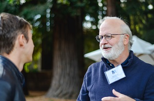 Stanford d.school names Professor Emeritus Bruce Paton to Faculty Innovation Fellows Program