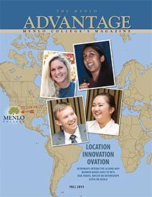 Menlo Advantage Fall 2013