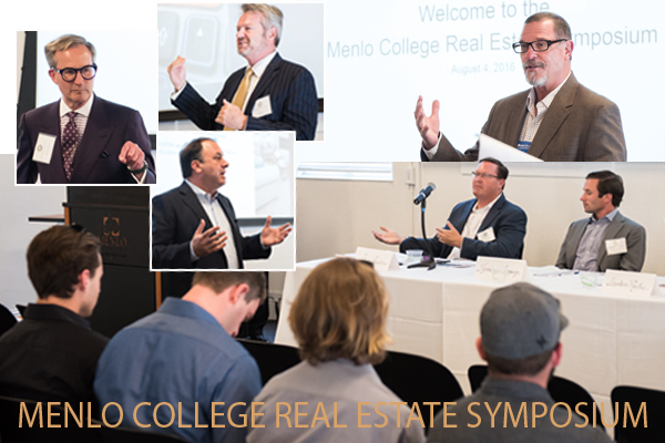 Experts Discuss Silicon Valley Real Estate at Menlo College